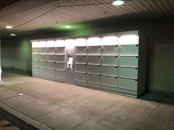 Grocery Locker