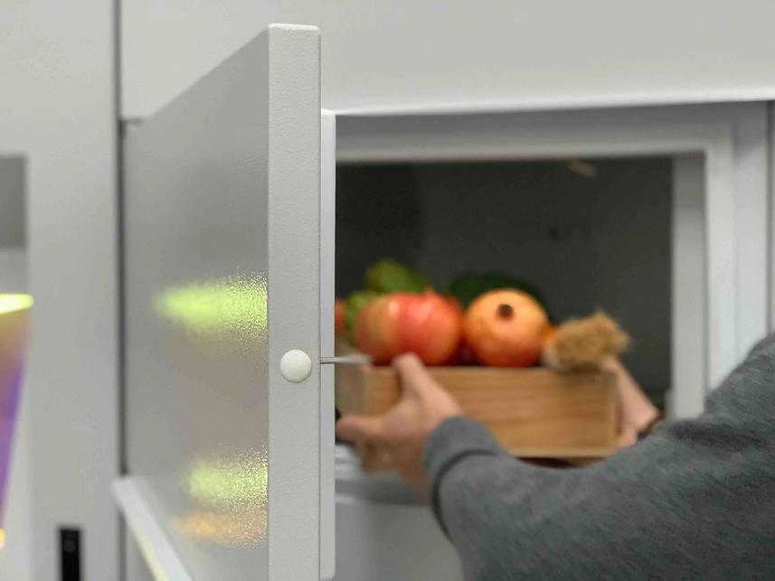 Locker Taquilla Inteligente Temperatura Refrigerada