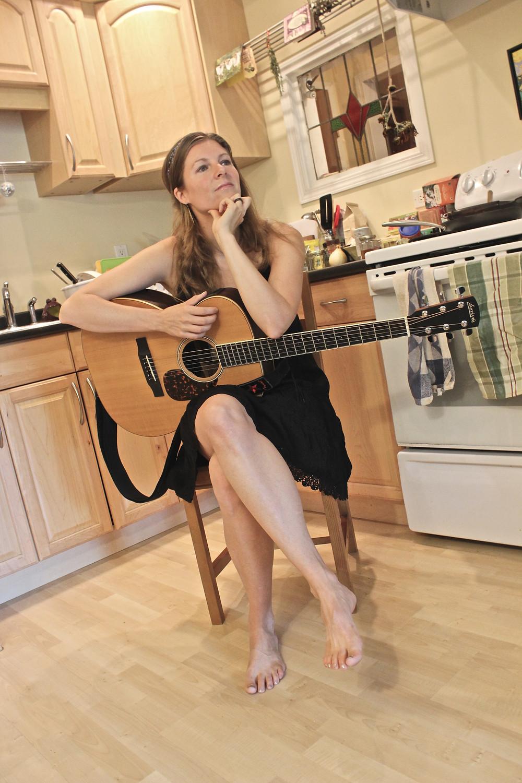 Pondering Kitchen Tunes