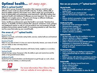 Optimal health at any age