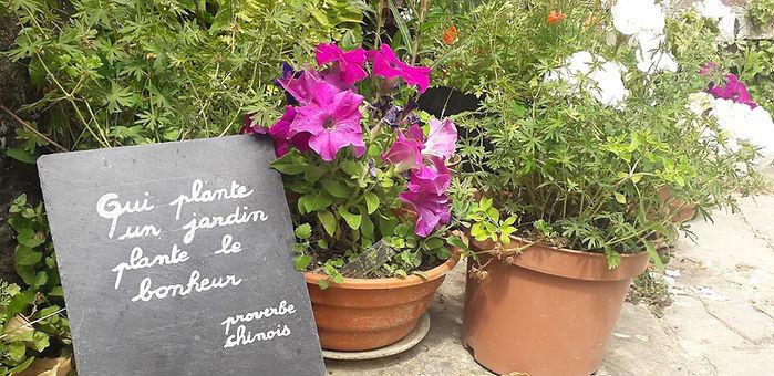 Citation jardinier