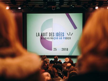 Noite das Ideias - Fundação Gulbenkian
