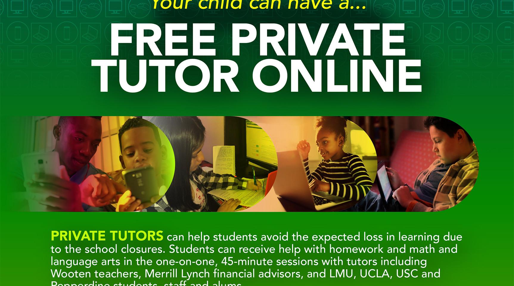 Free afterschool program