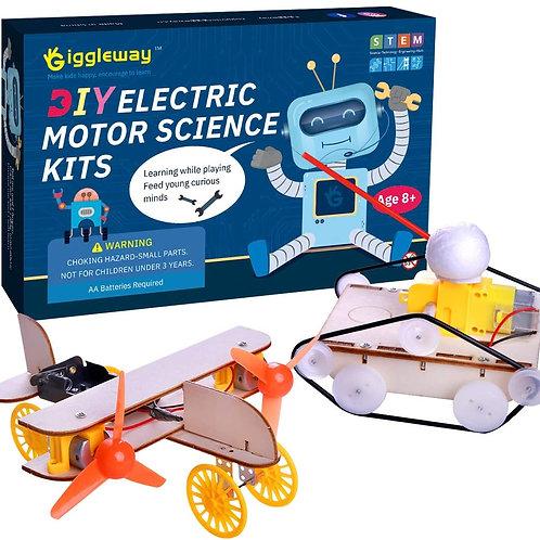 STEM Electric Motor Kit