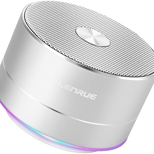 Wireless Speakers (Silver)