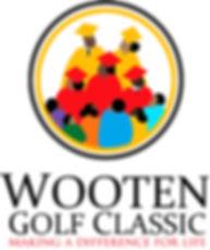 New Wooten Golf Classic logo vertical 20