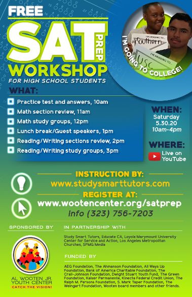 SAT-prep with Study Smart Tutors