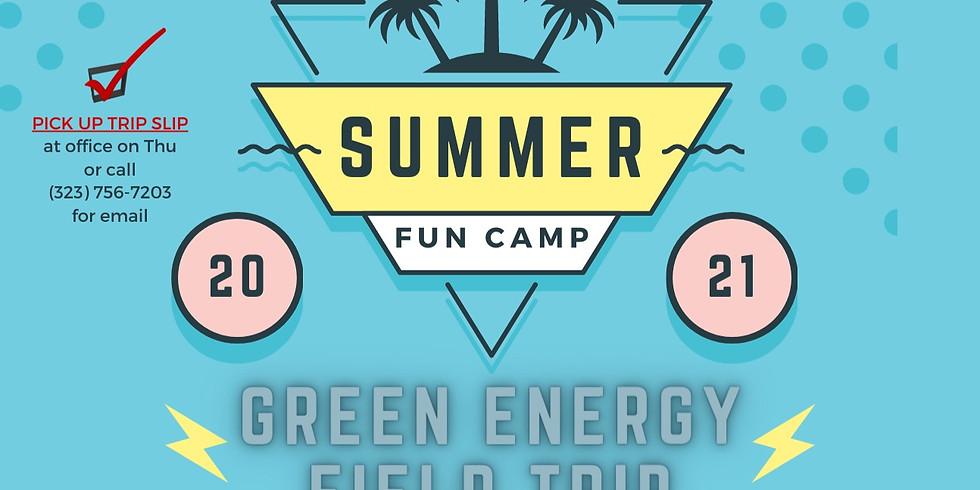 Green Energy Field Trip