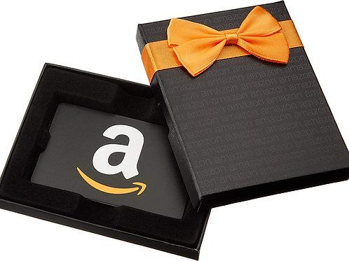 Amazon Gift Card ($25 value)