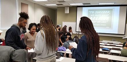 SAT-prep at Loyola 2018
