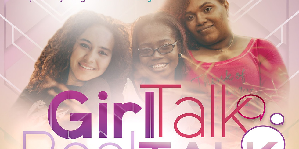 Girl Talk, Real Talk (ages 13-18)