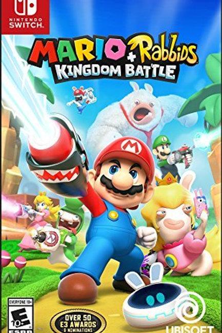 Mario & Rabbids Kingdom Castle