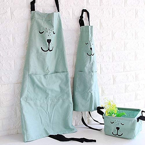 Parent and Child Aprons