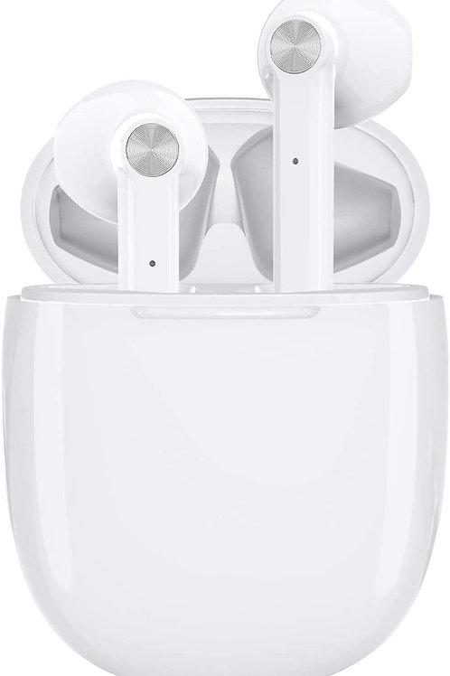 Wireless Earbuds (White)