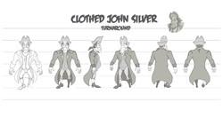 Clothed John SilverTurnAround1