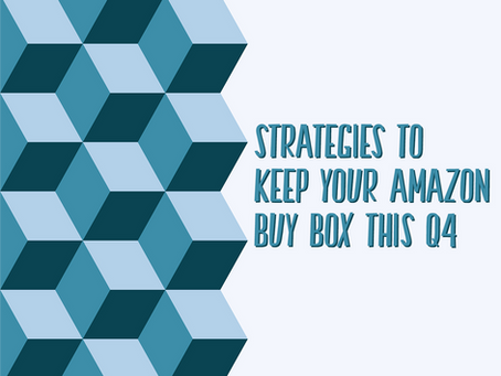 Create a Winning Amazon Buy Box Strategy
