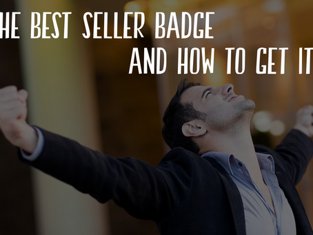 Amazon's Best Seller Badge and How to Get It