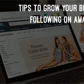 Tips to Grow Your Brand Following on Amazon