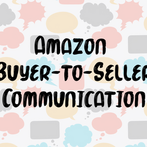 Amazon and Buyer-to-Seller Communication
