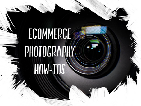 Photographing Your Product