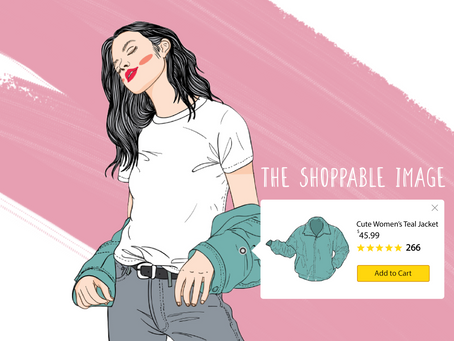 What Shoppable Imagery Can Do for You