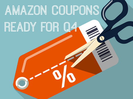 Amazon Promotional Coupons - A Beneficial Strategy for Q4
