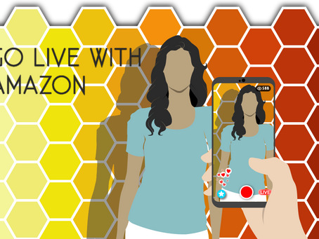 It's Time for You to Go Amazon Live