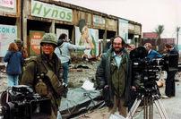 Matthew-Modine-e-Stanley-Kubrick-sul-set