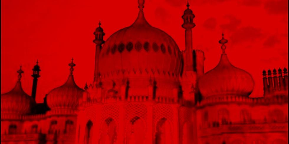 Light It In Red - Brighton