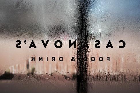 Casanova's Signage