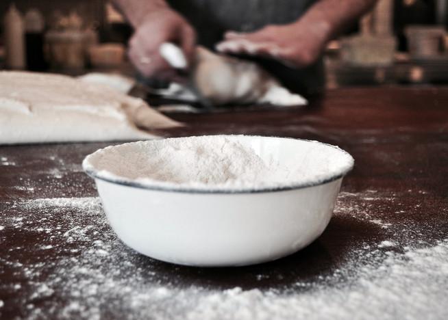 Bread making at Casanova's