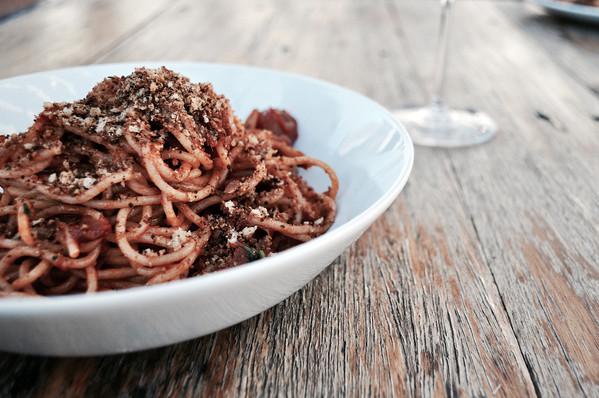 Spicy House-made Spaghetti
