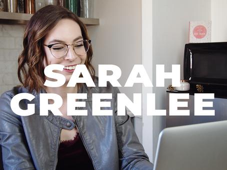 Sarah Greenlee Artist Spotlight