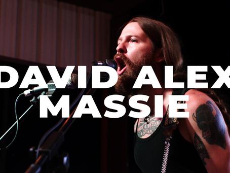 David Alex Massie Artist Spotlight