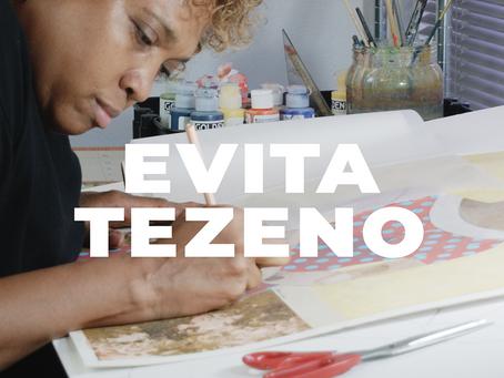 Evita Tezeno Artist Spotlight