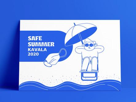 Kavala Covid Campaign