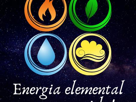 Todos somos formados de uma energia elemental!