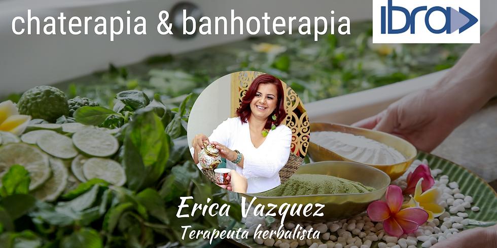 Chaterapia e Banhoterapia - Curso on-line