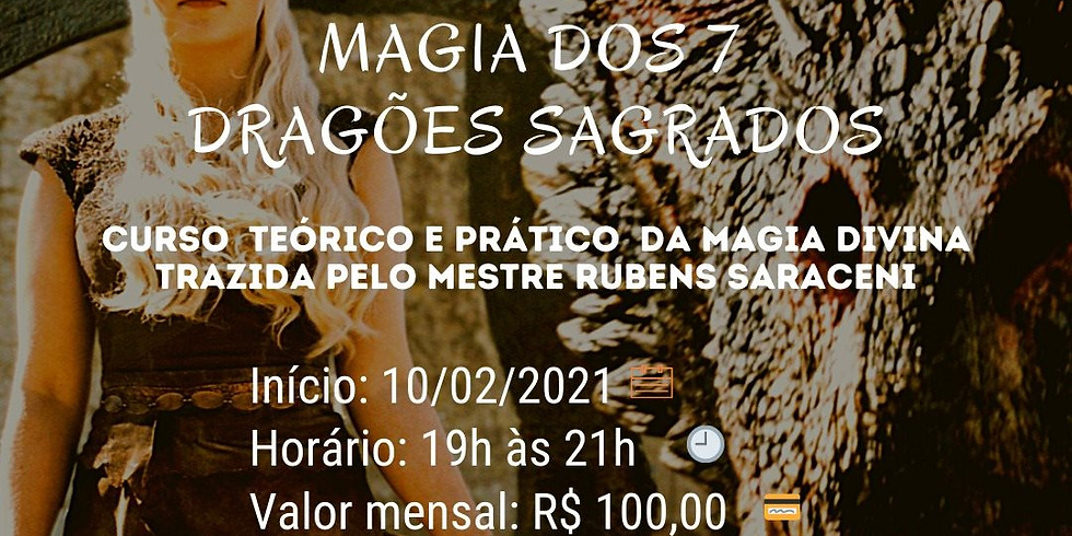 Magia dos 7 Dragões Sagrados