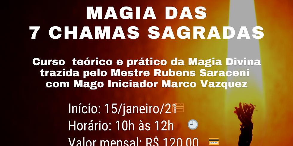 Curso de Magia do Fogo