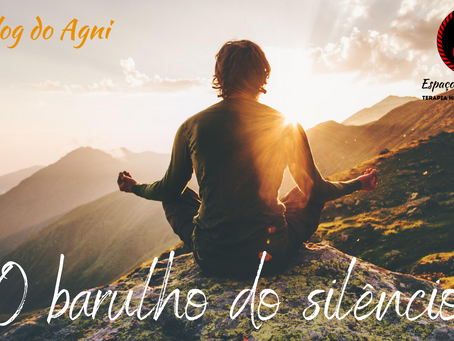O lindo som do silêncio