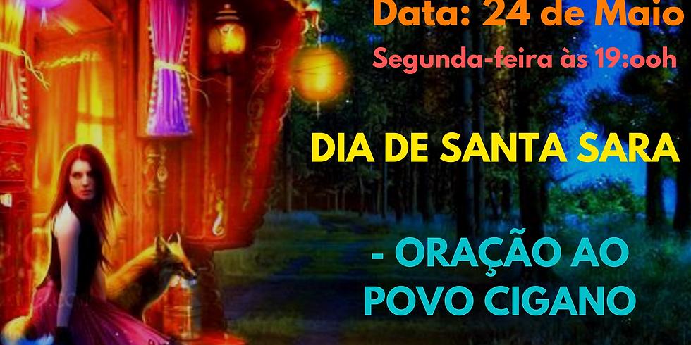 Dia de Santa Sara Kali