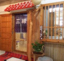 宮古島三線工房 店舗玄関