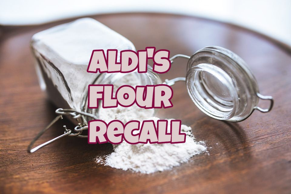 Aldi recall on flour