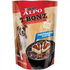 Alpo T-Bonz Dog Treats