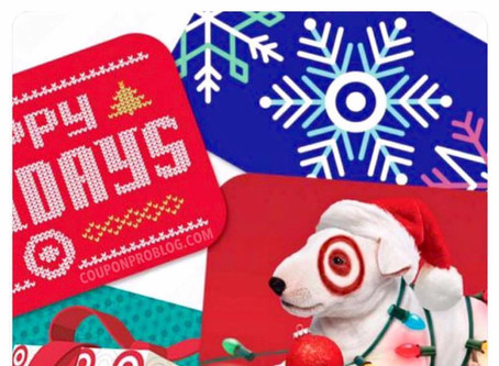 Free $10 Gift Card- Buy $50 in Groceries at Target. Sunday Only!