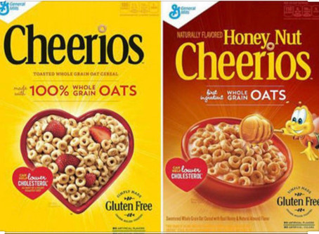 General Mills Cereal only $0.50 at Safeway!