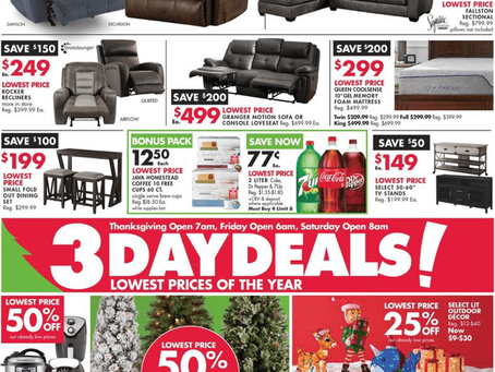The Big-Lots  2019 Black Friday Ad Scan has Dropped!
