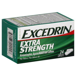 Zero Pay For Excedrin at Dollar Tree!