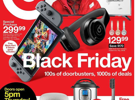 Target 2019 Black Friday Ad Scan!